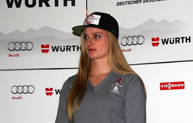 Jessica Hilzinger DSV Medientag 2015