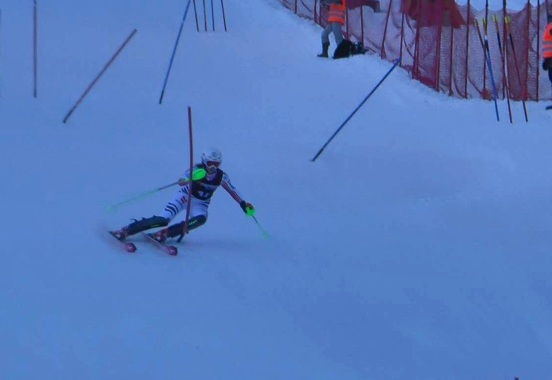 Jessica Hilzinger Comeback EC-Slalom Trysil 6.Rang