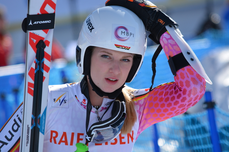 Jessica Hilzinger WM St. Moritz GS2