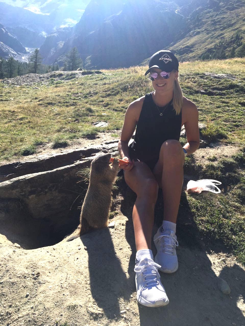 2017-08-22 Jessica Saas Fee Murmeltier