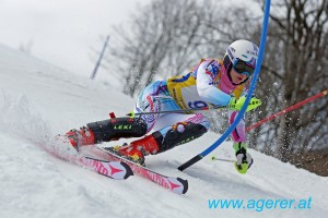 Jessica Hilzinger Slalom 1.3.2015