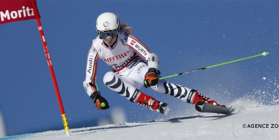 Jessica Hilzinger WM St. Moritz GS