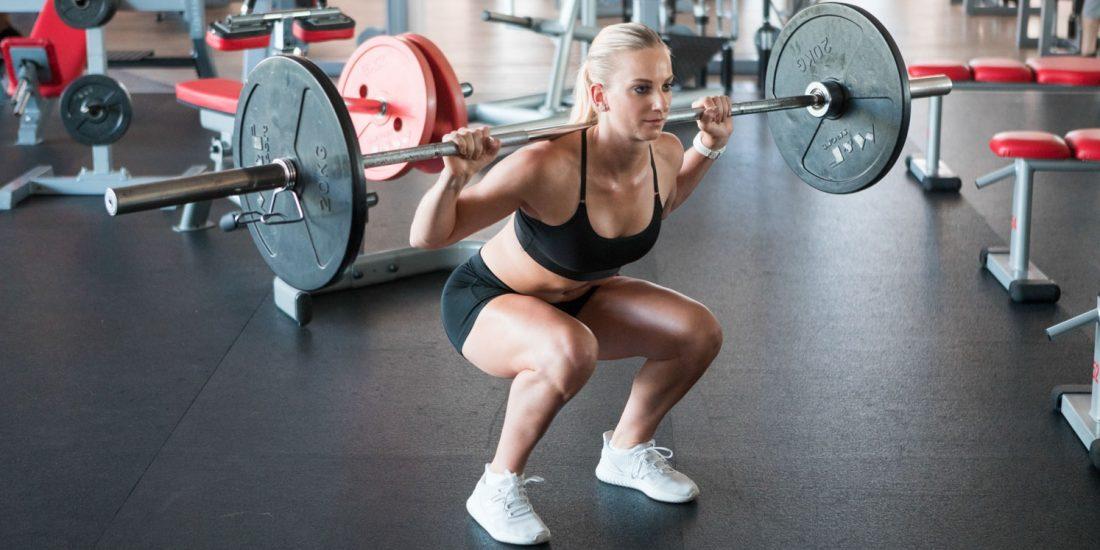 Jessica Hilzinger Fitnesstudio